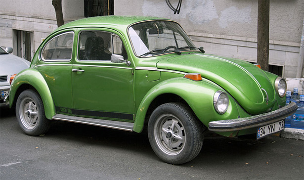 The Original VW Beetle in South Africa